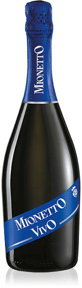 Mionetto Vivo Blu - Spumante Extra Dry - MIONETTO - cl.70