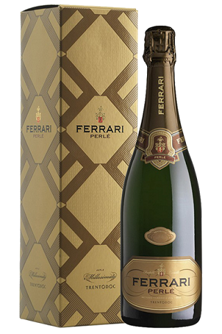 Ferrari Perlé - Trentodoc - Chardonnay - FERRARI cl.70