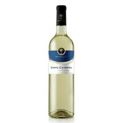 Chardonnay Santa Caterina - Vino bianco - Cantina DUE PALME cl.70
