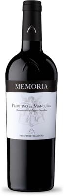 Memoria - Primitivo DOC - Vino Rosso - Cantina CONSORZIO PRODUTTORI DI VINI MANDURIA cl.75
