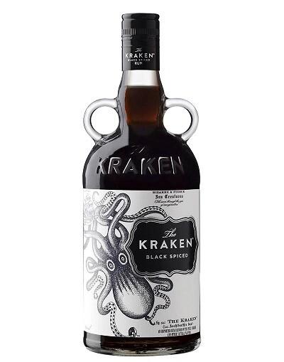 The Kraken - Black Spiced Rum - PROXIMO SPIRITS - cl.70