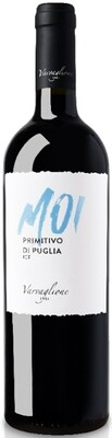 'MOI'  Primitivo Di Puglia IGP - Vino Rosso - Cantina VARVAGLIONE cl.70