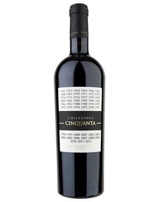Collezione Cinquanta - Vino rosso - Cantina SAN MARZANO cl.75
