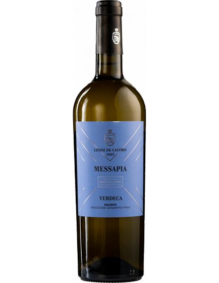 Messapia - Verdeca IGT Salento - Cantina LEONE DE CASTRIS cl.75