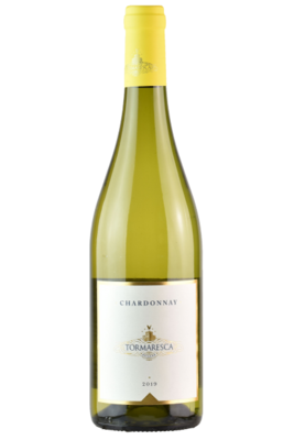 Chardonnay I.G.T. Puglia 2019 - Vino Bianco - Cantina TORMARESCA cl.75