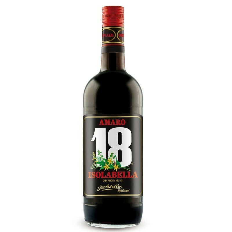 18 Isolabella - Amaro digestivo - Lt.1