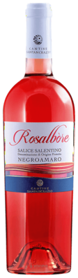 Rosalbòre - Negroamaro Rosato DOC-Salice Salentino DOP - Cantina SAN PANCRAZIO cl.75