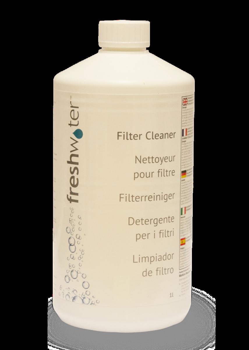 Detergente per filtri