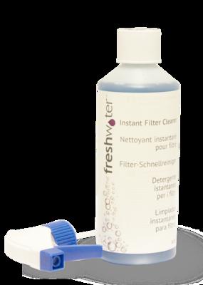 Detergente istantaneo per filtri