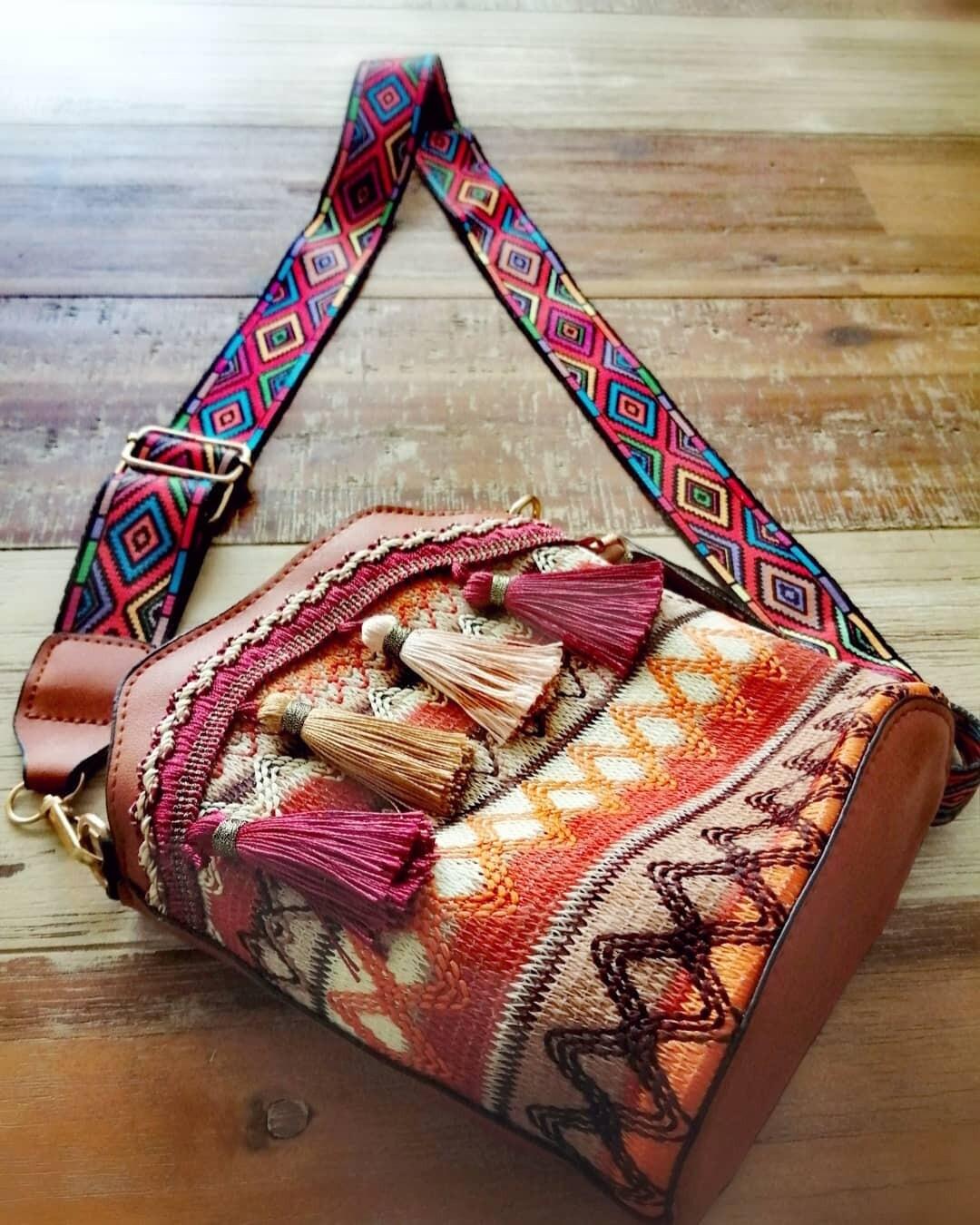 Boho - tribal Bag