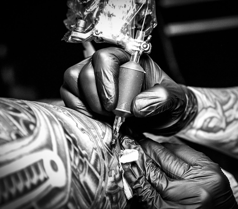 £100 Tattoo Voucher