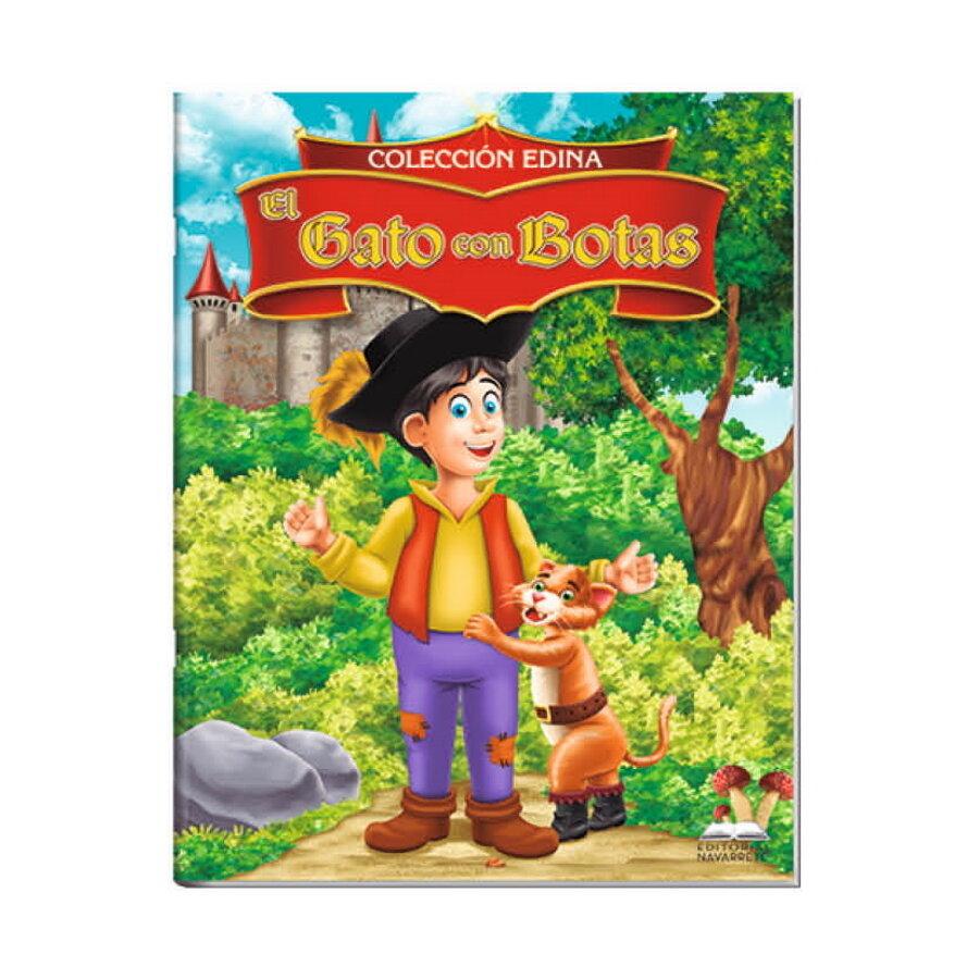 CUENTO EDINA - EL GATO CON BOTAS