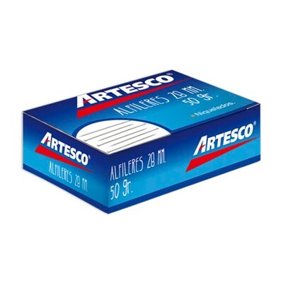 ALFILERES ARTESCO 28MM CJAX50 GR