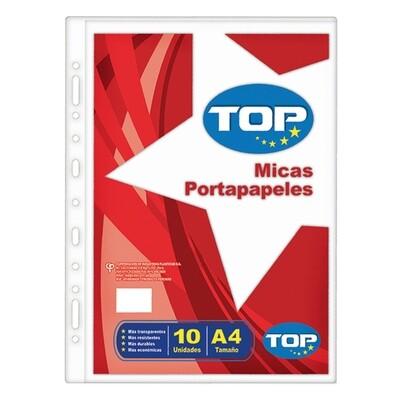 PORTAPAPELES A4 TOP BLSX10 VINIFAN
