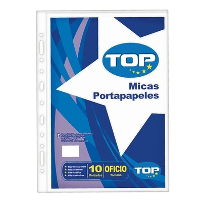 PORTAPAPELES OF TOP BLSX10 VINIFAN