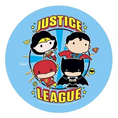 PELOTA RECREAT.LICENC.#5.5 LIGA DE LA JUSTICIA (014438)
