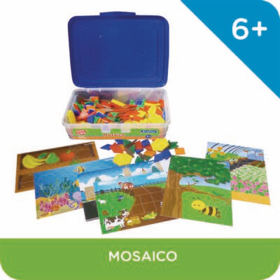 MOSAICO 100376 X220 PZAS-EVAFLEX