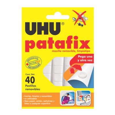 PATAFIX TAC.MASILLA ADHES.X40-TPEO81A