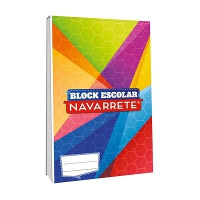 BLOCK ESCOLAR CUADRICULADO (48 HOJAS)