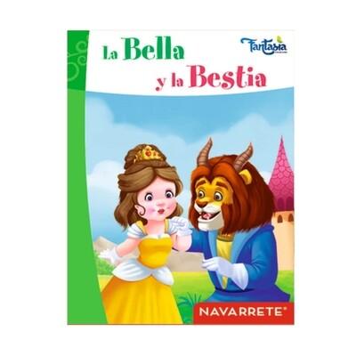 CUENTO FANTASÍA - LA BELLA Y LA BESTIA