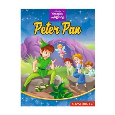 CUENTO MÁGICO - PETER PAN