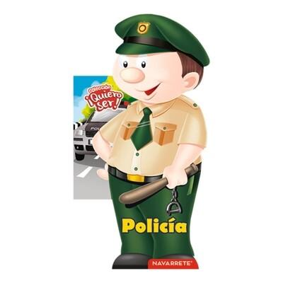 COLECCIÓN ¡QUIERO SER! - POLICIA