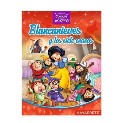 CUENTO MÁGICO - BLANCA NIEVES Y LOS SIETE ENANOS