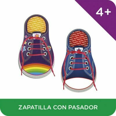 PASADO ZAPATILLA -EVAFLEX