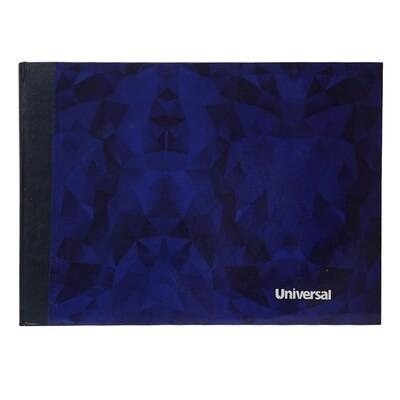 LIBRO DIARIO SIMPLIFICADO 50 HJS - UNIVERSAL