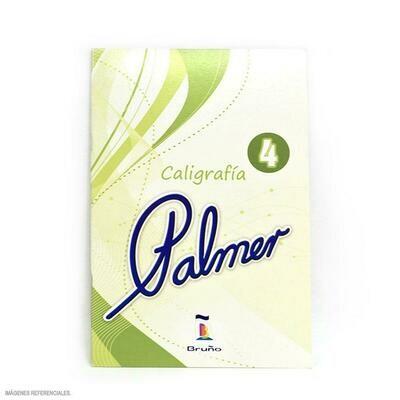 CALIGRAFIA PALMER NRO.4