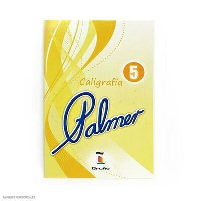 CALIGRAFIA PALMER NRO.5