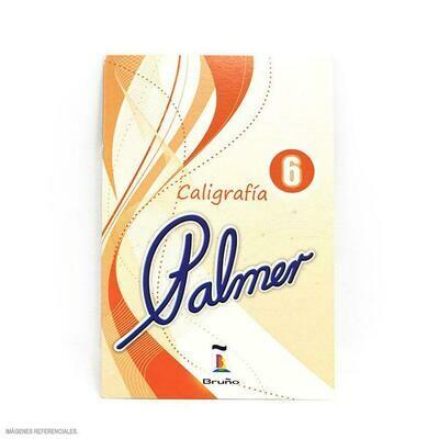 CALIGRAFIA PALMER NRO.6