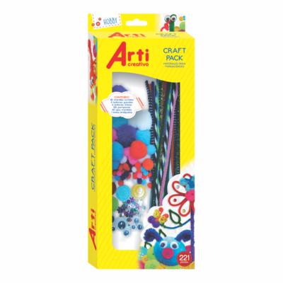 CRAFT PACK -ARTI CREATIVO