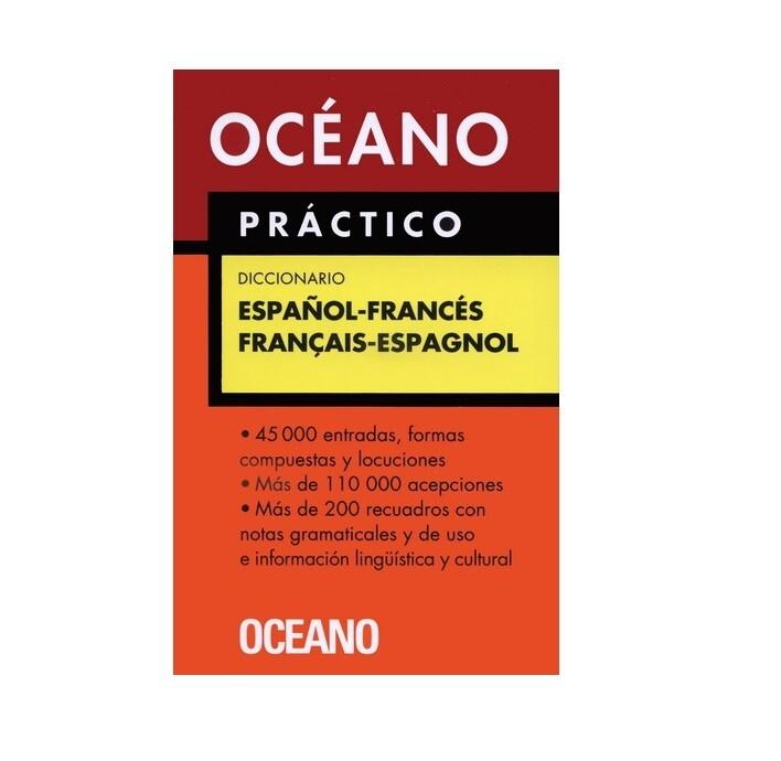 DICCIONARIO PRACTICO FRANCÉS-ESPAÑOL OCÉANO