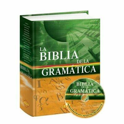LA BIBLIA DE LA GRAMATIZA + CD