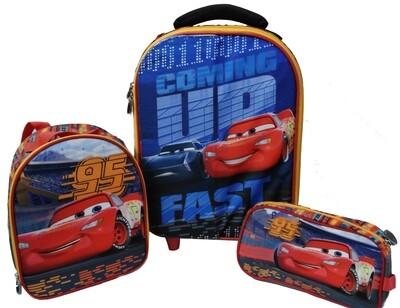 SET CARS CUENTO MED-(801010)