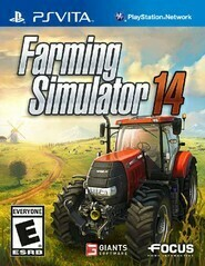 FARMING SIMULATOR 14 (usagé)