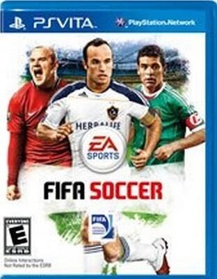 FIFA SOCCER 12 (usagé)