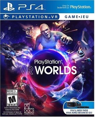 PLAYSTATION VR WORLDS (usagé)