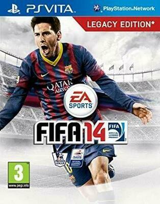 FIFA 14 (COMPLETE IN BOX)