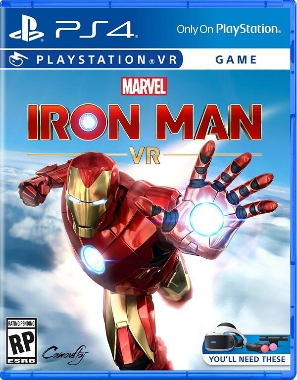 IRON MAN VR (usagé)