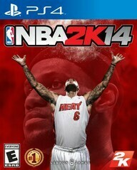 NBA 2K14 (usagé)