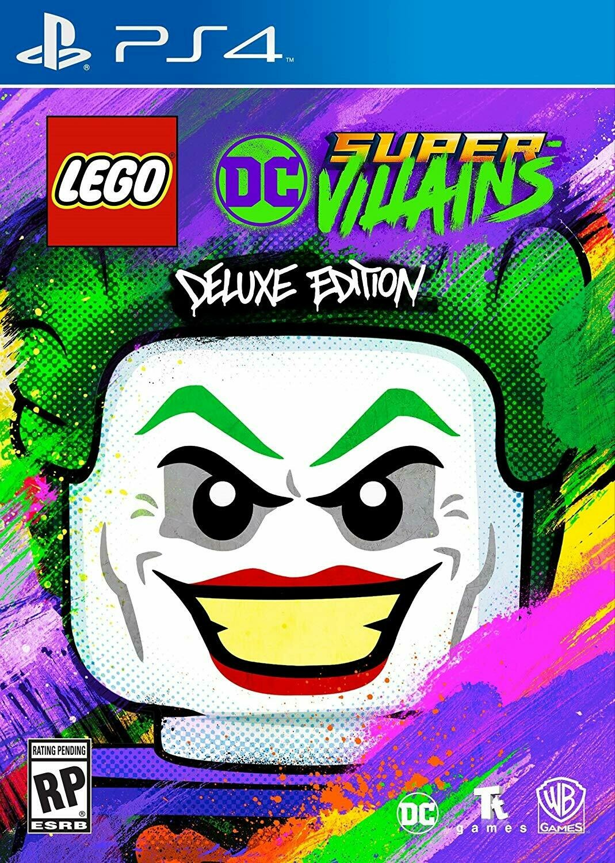 LEGO DC SUPER-VILLAINS DELUXE EDITION (usagé)