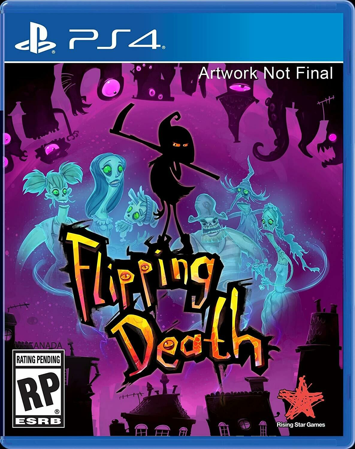 FLIPPING DEATH (usagé)