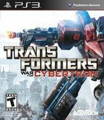 TRANSFORMERS WAR OF CYBERTRON (usagé)