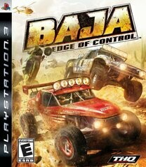 BAJA EDGE OF CONTROL (usagé)