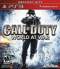 CALL OF DUTY WORLD AT WAR GREATEST HITS (usagé)