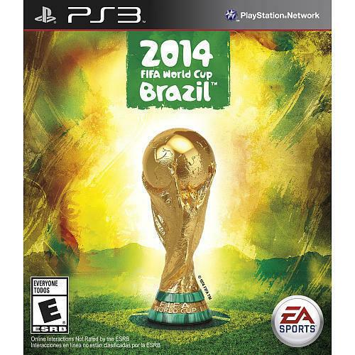 FIFA WORLD CUP BRAZIL 2014 (WITH BOX) (usagé)