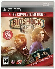 BIOSHOCK INFINITE THE COMPLETE EDITION (usagé)