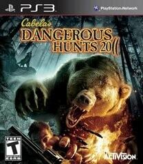 CABELA'S DANGEROUS HUNTS 2011 (usagé)